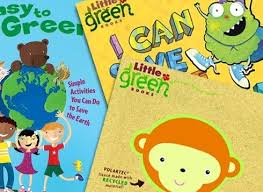 Little Green Books Series Giveaway